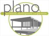 Plano Economic Development Corporation logo