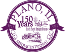 Plano IL 150 years Sesquicentennial