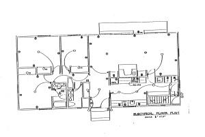 Electrical Plan Building - engineer